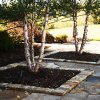 stone patio charlottesville landscaping
